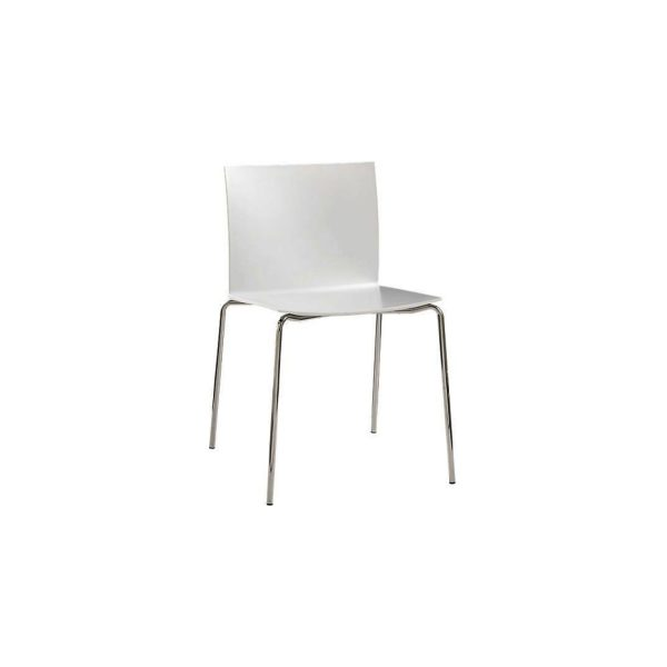 "Chair - ""Slim"" White"