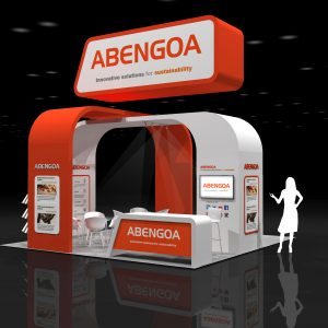 ABEN006 - 20x20 Rental Exhibit