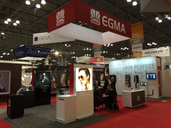 EGMA001 - 20x40 TRADE SHOW BOOTH RENTAL