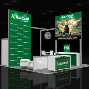 ENTP010 - TRADE SHOW BOOTH RENTAL