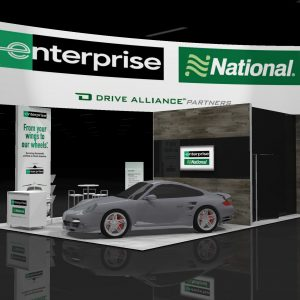 ENTP028 - 20x30 Trade Show Booth Rental