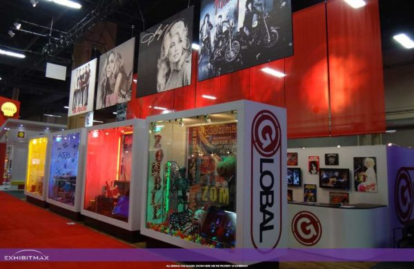 GBMC 004 - 40x50 Trade Show Booth Rental