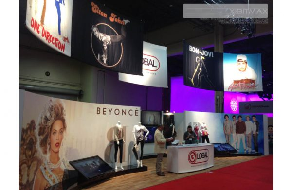 GMSV 003 - 20x50 Trade Show Exhibit Rental
