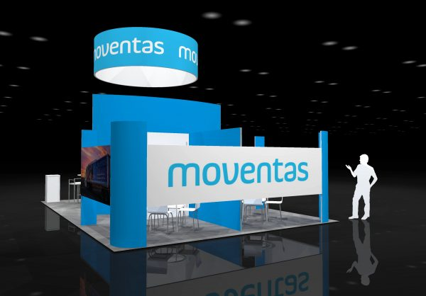 MOVA00C - 20x30 Trade Show Display Rental