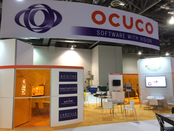 OCUC006 - 20x50 Trade Show Booth Rental