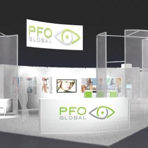 PFOG001 30x50 Trade Show Display Rental