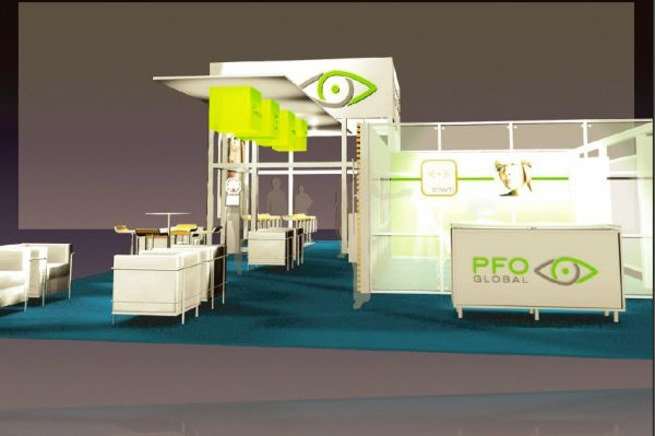 PFOG002 - 30x50 Trade Show Exhibit Rental