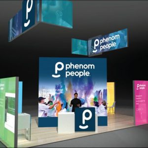 PHEN 003 - 20×30 Rental Booth Exhibit1