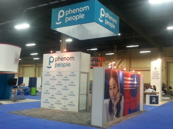 PHEN001 - 20x20 TRADE SHOW BOOTH RENTAL