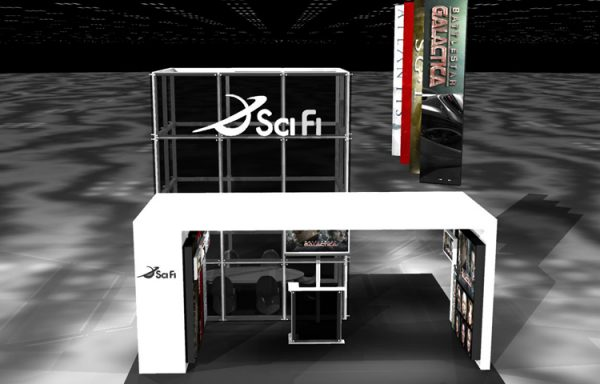SCIF002 - 20x20 Trade Show Booth Rental