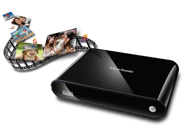 Viewsonic 1080P Digital Media Player VMP70